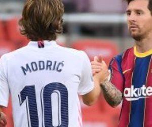 الريال ضد برشلونة.. التشكيل الرسمي للكلاسيكو في الدوري الإسباني