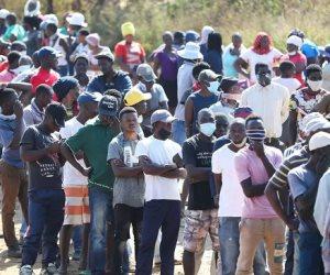 كورونا تجتاح إفريقيا.. تسجيل 4 ملايين و438 ألف إصابة و118 ألف وفاة جراء كورونا