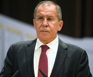 لافروف يدعو لعودة سوريا للجامعة العربية.. وشكرى: ندعم الشعب السورى