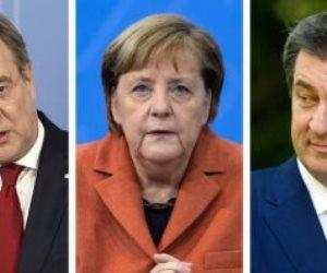 """برلين تحبس أنفاسها.. لاشيت أم زودر ..من يخلف المستشارة """"ميركل""""؟"""
