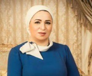 السيدة إنتصار السيسى تهنئ الشعب المصرى والأمة الإسلامية بحلول شهر رمضان