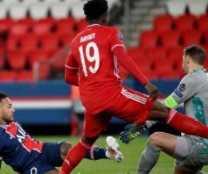 باريس سان جيرمان يقصى بايرن ميونخ من دوري أبطال أوروبا ويتأهل لنصف النهائى