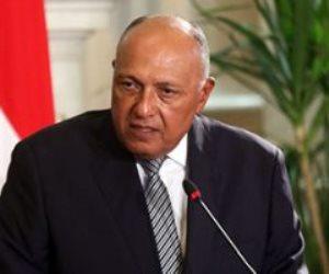 وزير الخارجية يقوم بجولة إفريقية لمناقشة تطورات سد النهضة