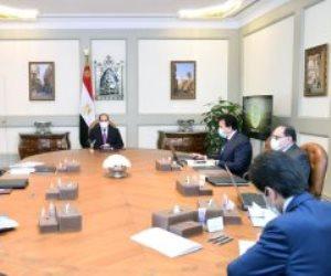 الرئيس السيسي يوجه بتطوير محاور ميدان العباسية للقضاء على الكثافات المرورية