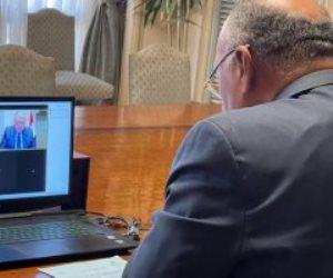 وزير الخارجية ونظيره المغربي يؤكدان ضرورة وقف أي تدخلات أجنبية في شئون العرب