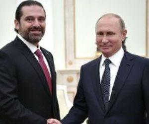 حراك دولى للدفع بتشكيل الحكومة الجديدة فى لبنان..ماذا قال بوتين للحريرى عن موقف روسيا؟