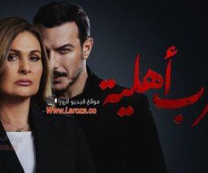 في أحداث الحلقة الرابعة 4 من مسلسل حرب أهلية.. مواجهة تنتهي بطلاق يسرا من باسل الخياط