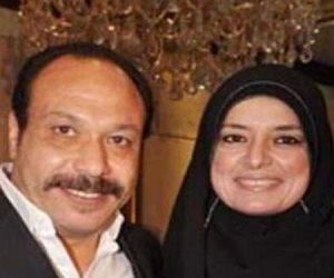 «خالد صالح» يتصدر التريند بعد وفاة زوجته «هالة زين العابدين» متأثرة بكورونا