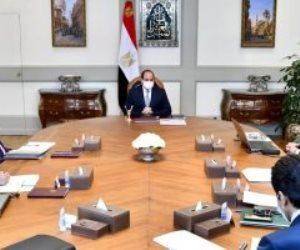 الرئيس يتابع موقف إقامة منظومة متكاملة لإنتاج الأطراف الصناعية بمصر