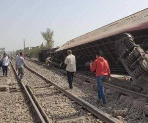 «نيابة بنها» تتحفظ على سائق قطار طوخ ومسئول برج سندنهور في القليوبية