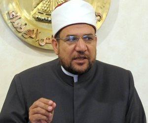 وزير الأوقاف : جيش مصر يحمي .. وناره تحرق المعتدين