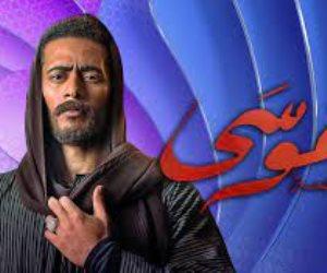 مسلسل موسى الحلقة الثامنة.. هروب محمد رمضان إلى الجيزة بسبب الفيضان