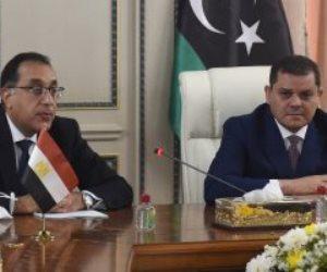القاهرة تدعم طرابلس.. الشركات المصرية تساهم فى إنشاء محطات توليد كهرباء بليبيا.. وتسيير خطوط ملاحية بين موانئ البلدين