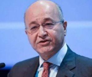 رئيس العراق يؤكد للأمين العام للأمم المتحدة ضرورة تأمين رقابة أممية للانتخابات المقبلة
