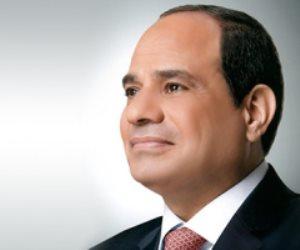 السيسي يستقبل رئيس جمهورية الكونغو الديمقراطي بمطار القاهرة الدولي