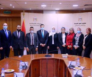 قريباً.. الإعلان عن بروتوكول تعاون بين وزارة التضامن وتنسيقية شباب الأحزاب والسياسيين