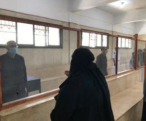 التزام كامل بالإجراءات الاحترازية.. كيف تبدو أماكن السجناء خلف الأسوار؟