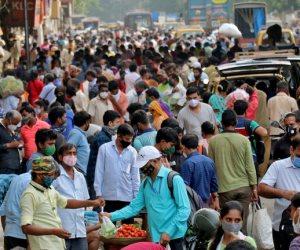 بعد أسابيع من الفزع .. تراجع عدد إصابات فيروس كورونا في الهند