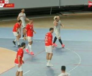 الزمالك يصطدم بالأهلي في نهائي كأس مصر لكرة اليد