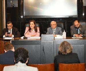 وزيرة التخطيط والتنمية الاقتصادية تناقش بيان مشروع خطة التنمية المستدامة لعام 21/2022 أمام لجنة الخطة والموازنة