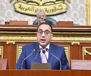مدبولي أمام النواب: لا نخشى أي تهديد ولن تتزعزع عقيدتنا.. ومصر ستظل شامخة