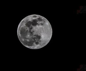 القمر العملاق الأول بـ2021 يزين السماء الآن حتى شروق شمس الغد.. صور