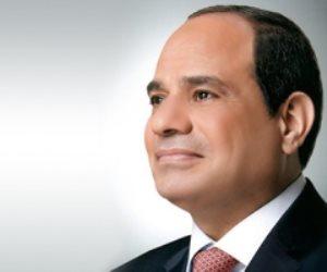 الرئيس السيسى يتبادل التهنئة بعيد الفطر المبارك مع نظيره التونسى