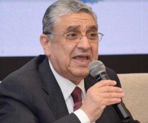 وزير الكهرباء: قادرون على زيادة قدرة خط الربط مع ليبيا حتى 3 آلاف ميجاوات