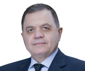 """وزير الداخلية يهنئ """"سعفان والجبالي"""" بمناسبة عيد العمال"""