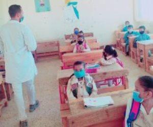 أبرزها منح التلاميذ حرية الحضور.. كيف حافظت وزارة التربية والتعليم علي الطلاب؟