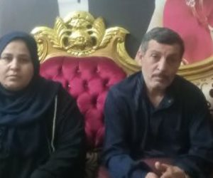 عظم شهيدك.. والد الشهيد علاء عزت: كان حلمه يرجع ملفوف بالعلم