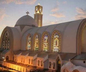 وسط إجراءات الوقاية من كورونا.. الكنيسة الأرثوذكسية تحتفل بعيد القيامة