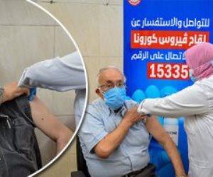 بالتفاصيل.. المراكز الطبية تواصل استقبال المواطنين لتلقى لقاح كورونا بالمحافظات