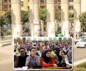 طوارئ بجامعة عين شمس لمواجهة كورونا.. تقليل زمن المحاضرات لـ45 دقيقة والاعتماد على الأون لاين