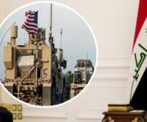 """""""الكاظمي"""" يبحث مع وفد أمريكى انسحاب القوات الأجنبية من العراق..وقائد القيادة المركزية الأمريكية :أعتقد أننا لن نغادر قريبا"""