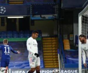 """نهائي إنجليزي خالص ..تشيلسي يتخطي ريال مدريد ويواجه """"السيتي """" في المباراة النهائية لدوري الأبطال.. فيديو"""