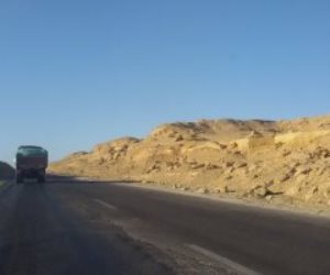 غلق طريق القاهرة الإسكندرية الصحراوى بالاتجاه القادم من ميدان الرماية لمدة 5 أيام