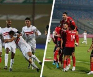 صدارة الدوري تشعل المنافسة قبل لقاء القمة.. الأهلي يأمل عبور الاتحاد والزمالك جاهز لسموحة