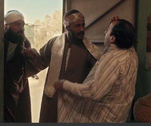 مسلسل موسى الحلقة 25: الضابط الإنجليزي يعثر على موسى و «نوفل» يسعى لقتل إيهاب باشا