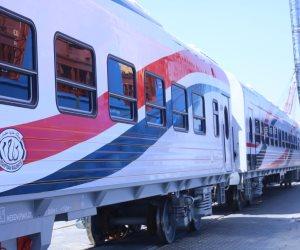 السكة الحديد تستقبل اليوم دفعة جديدة من العربات الروسية