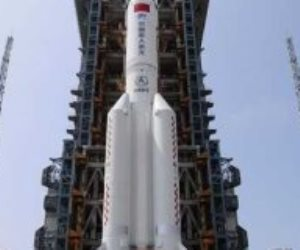 البحوث الفلكية تكشف موعد مرور الصاروخ الصيني على مصر