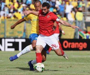 اتحاد الكرة: مباراة الأهلى وصن داونز بملعب السلام.. وبدون جمهور