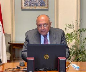 مشاورات مصرية ومعركة وجود.. تصريحات مهمة لوزير الخارجية لتهدئة الأوضاع في القدس