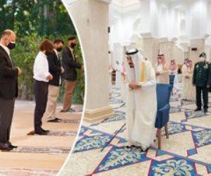 اجراءات احترازية ورسائل في محاربة الإرهاب.. الزعماء العرب يؤدون صلاة عيد الفطر (صور)