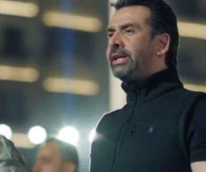 """شاهد أغنية """"أحنا مش بتوع حداد"""" فى نهاية مسلسل الاختيار 2 بمشاركة أبطال الجزئين"""