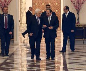 """مواقف ثابتة لم تتغير.. فلسطين """"هم"""" مصر الأول"""
