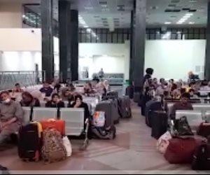 بدء استقبال مصابى غزة عبر معبر رفح تضامنا مع الشعب الفلسطيني.. فيديو