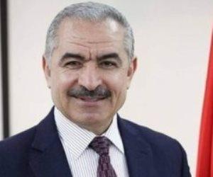 سفير مصر برام الله ينقل لرئيس الوزراء الفلسطيني رسالة تضامن للأشقاء الفلسطينيين