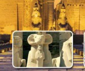 مشروع طريق الكباش الفرعوني.. يعيد الحياة للكباش والآثار المتراصة بين معبدي الأقصر والكرنك