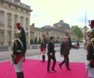 بدء وصول القادة لقمة دعم الاقتصاديات الأفريقية بباريس بمشاركة الرئيس السيسى
